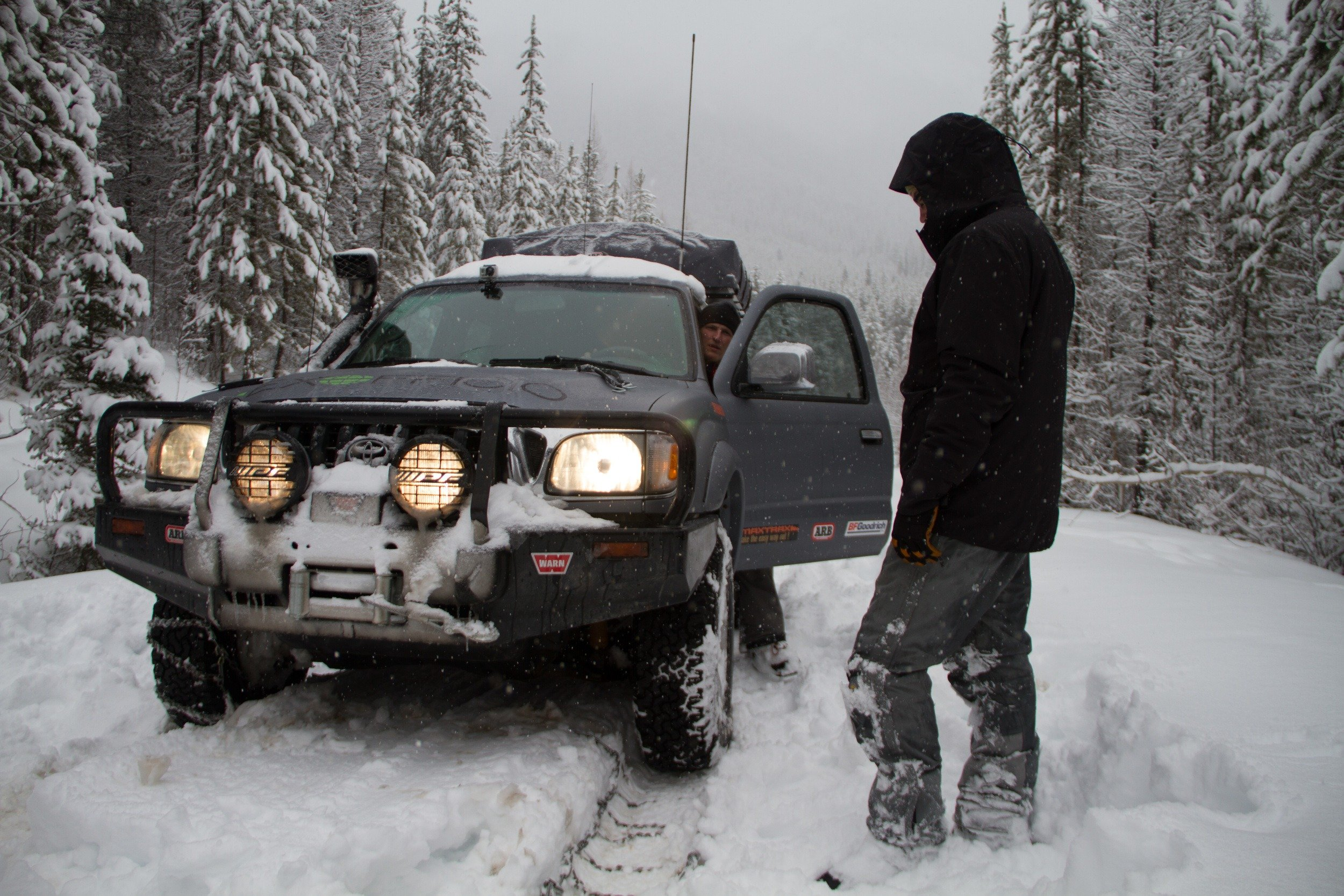 2001 Toyota Tacoma TRD Build - Expedition Overland