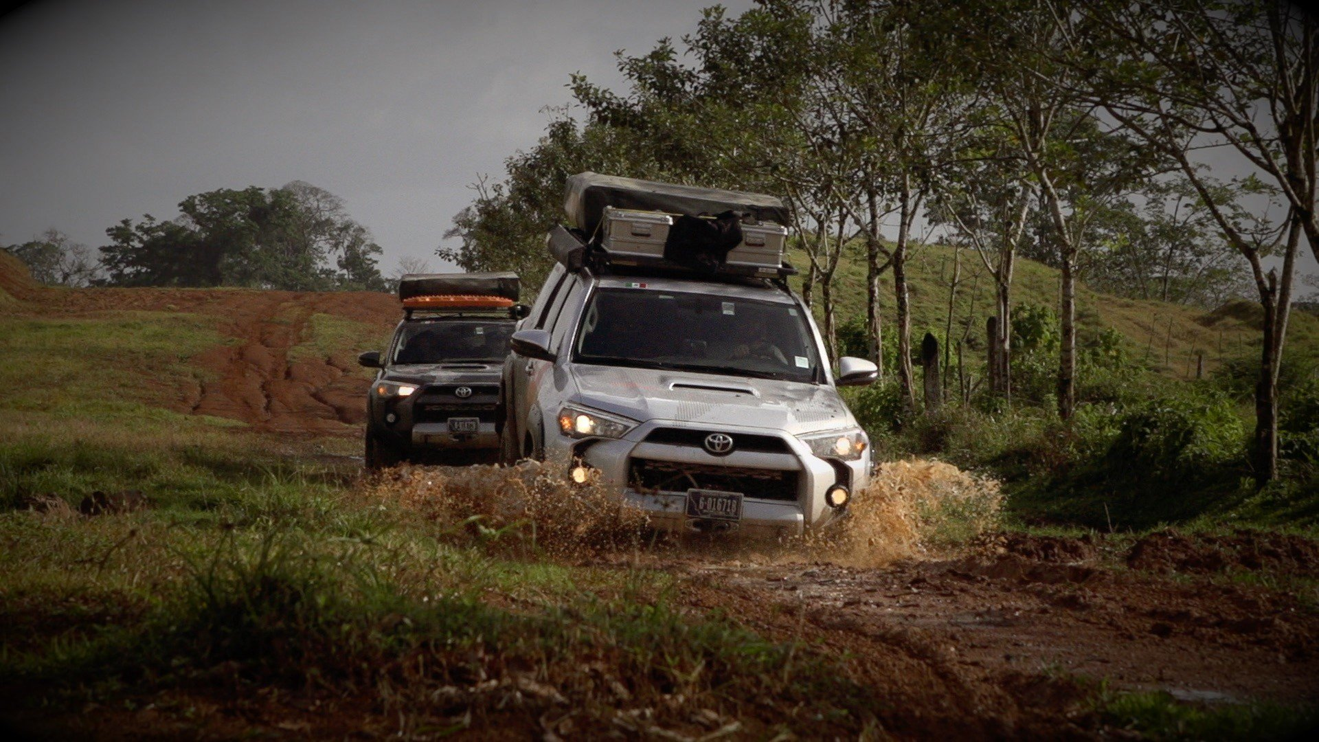Toyota 4runner Trail Edition Expedition Overland