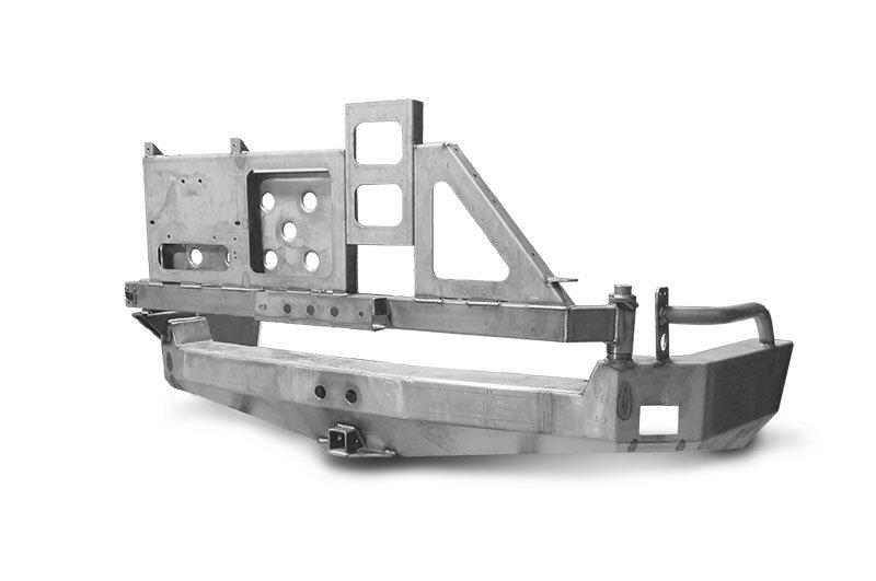 Cbi Off Road Rear Bumpers Expedition Overland
