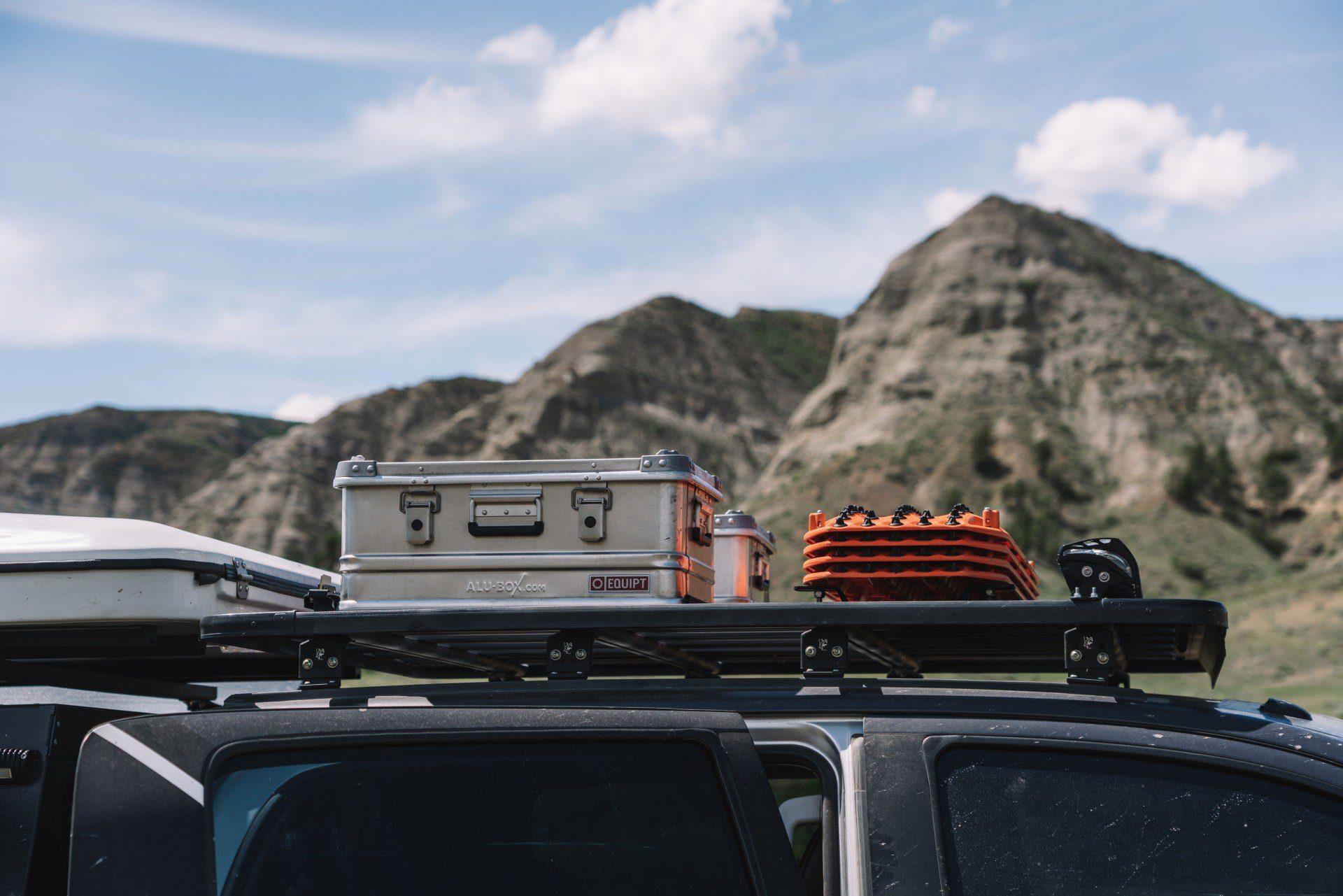Overlanding Storage Solutions The Big Stuff Expedition Overland