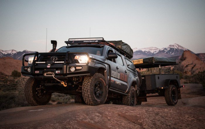 Vehicle Builds - Expedition Overland