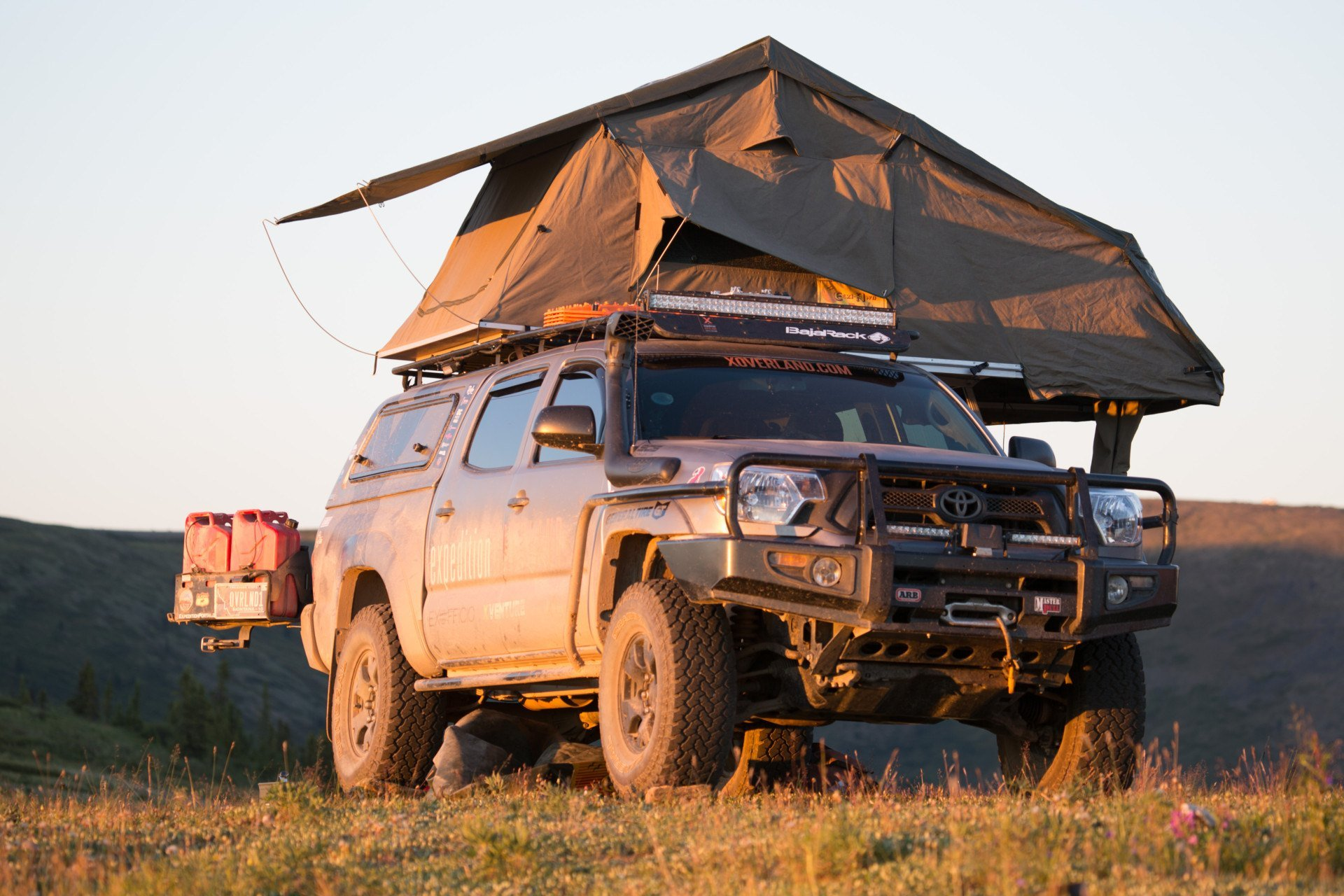 2013 Toyota Tacoma TRD Build » Expedition Overland