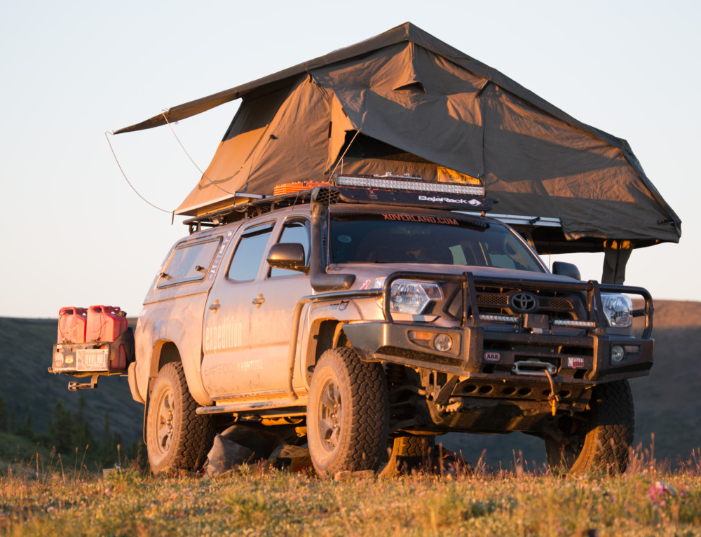 2015 Toyota 4runner Builds Expedition Overland