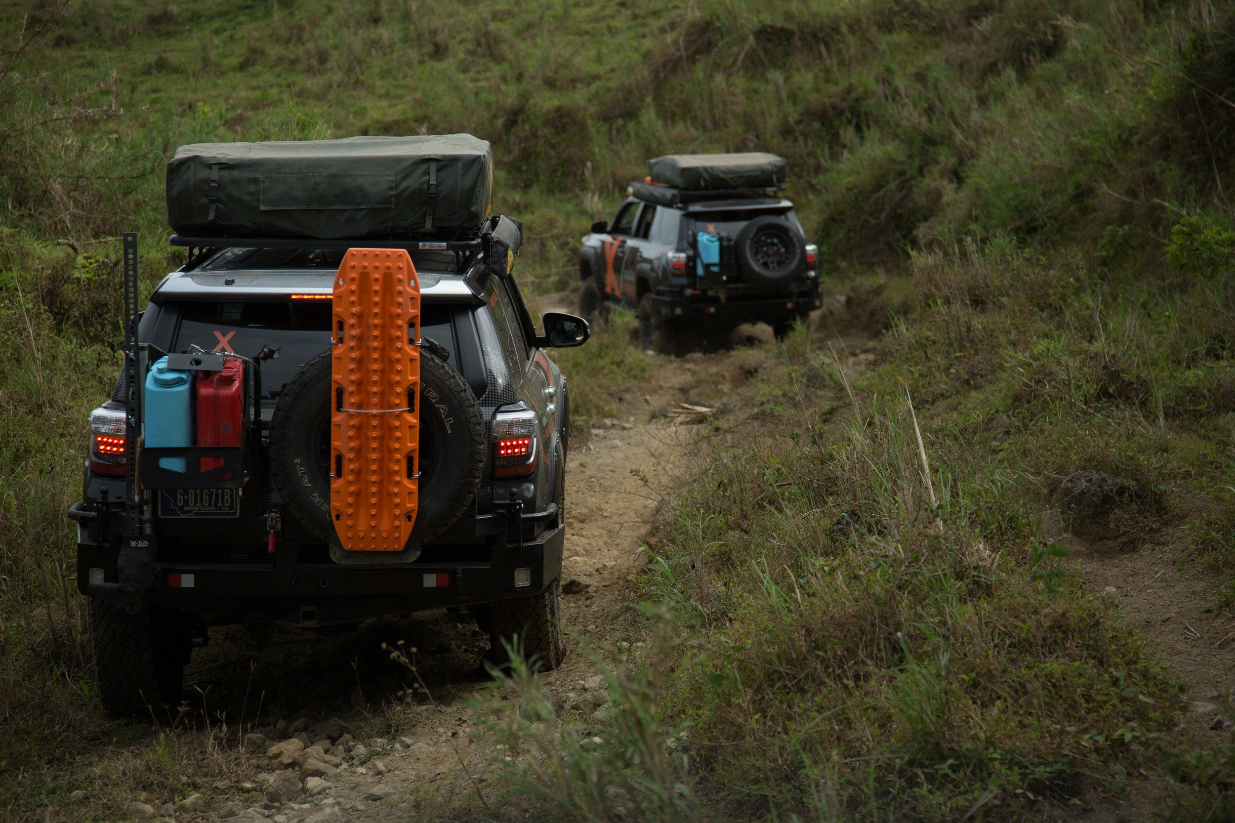 Cbi Off Road Rear Bumpers 187 Expedition Overland