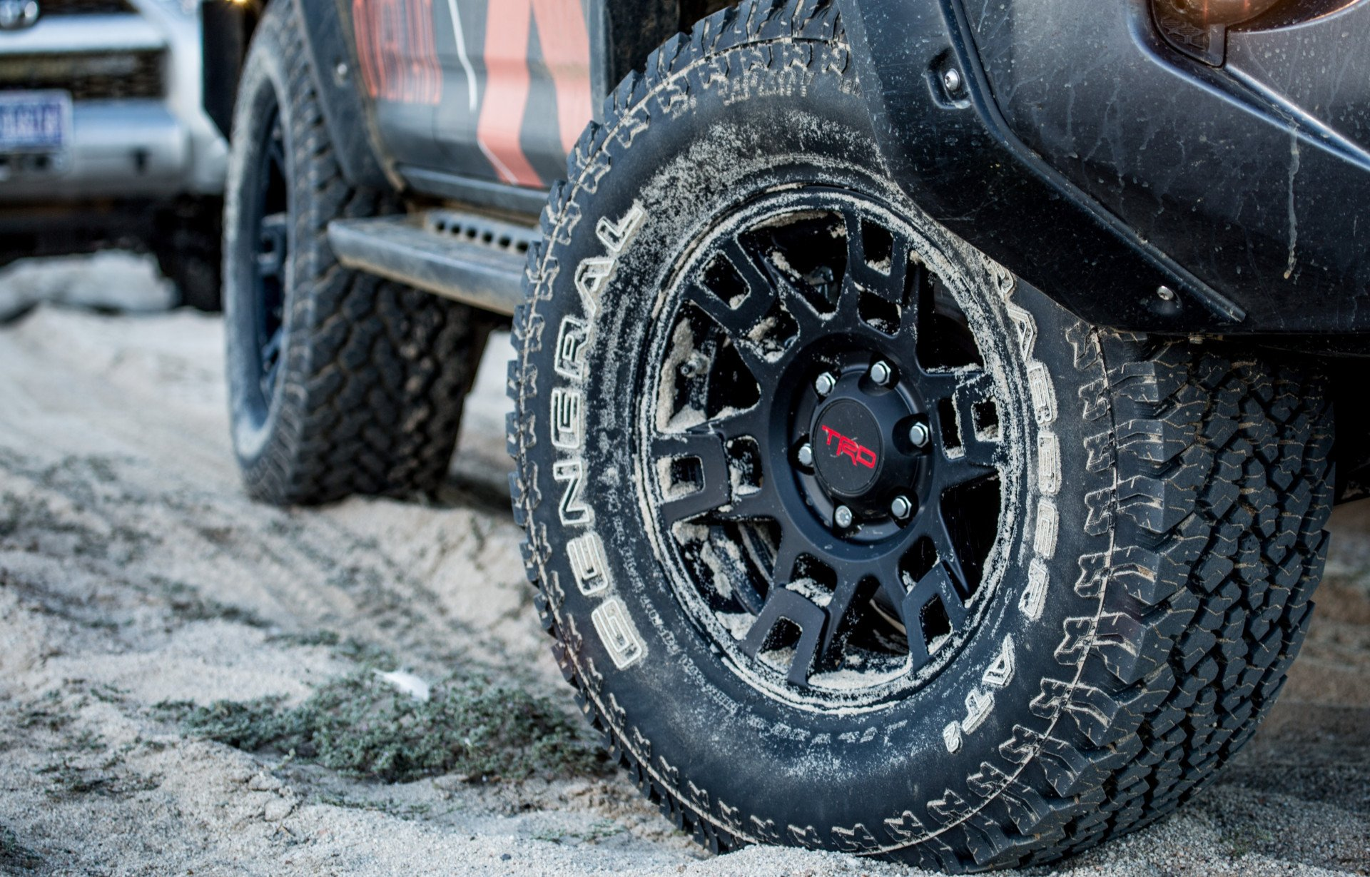 Toyota Tundra Build >> General Tires Grabber AT2 » Expedition Overland