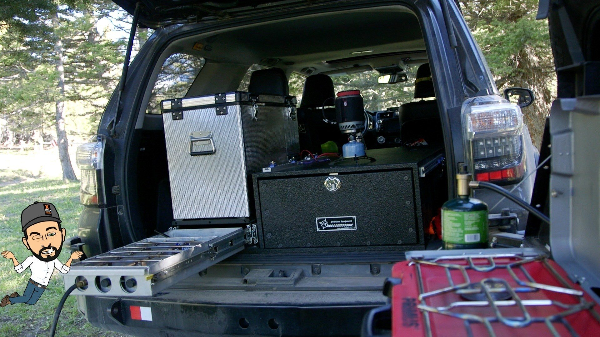 Build Your Toyota >> Cooking Stoves » Expedition Overland