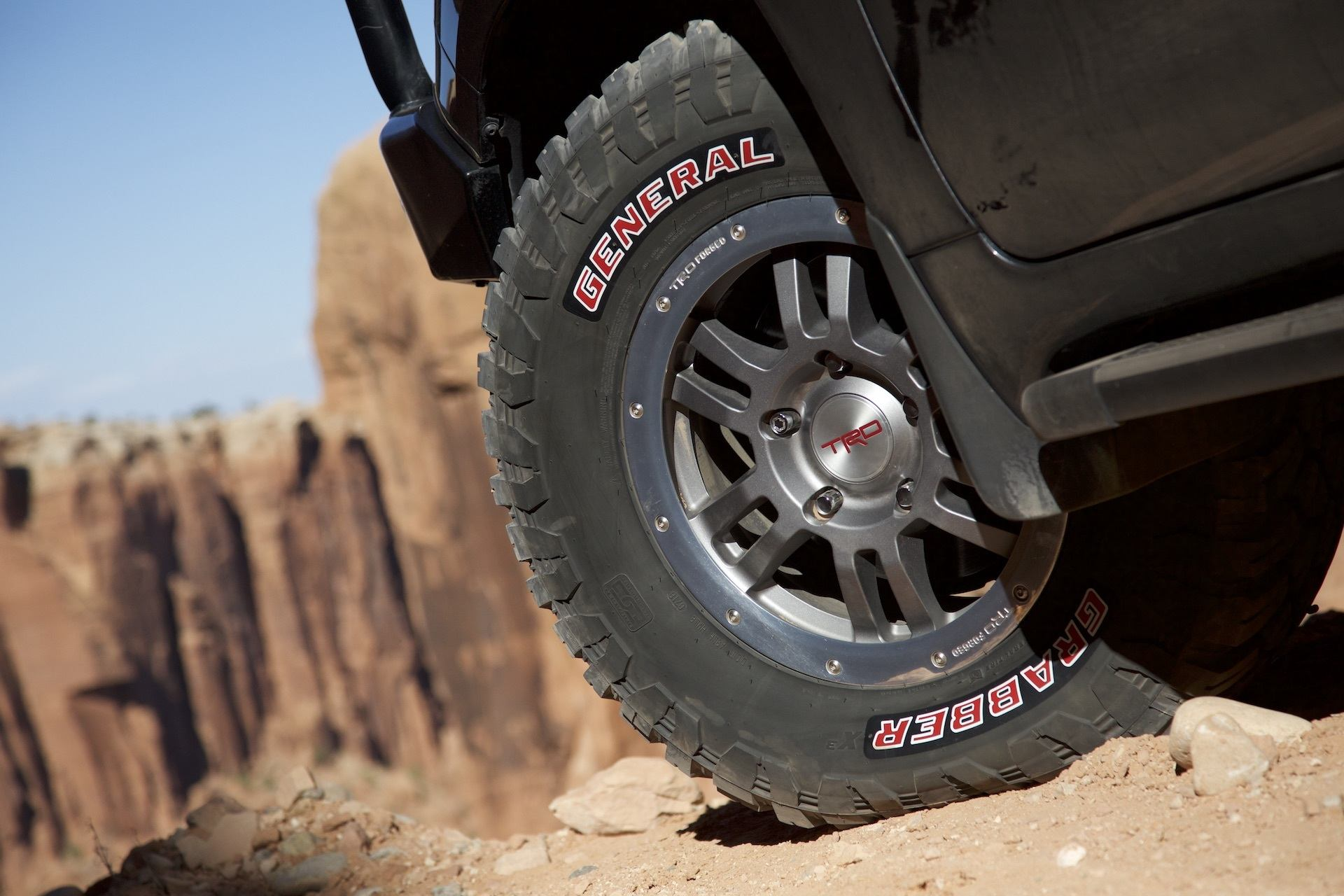 Toyota Tundra Build >> General Tire Grabber X3 » Expedition Overland