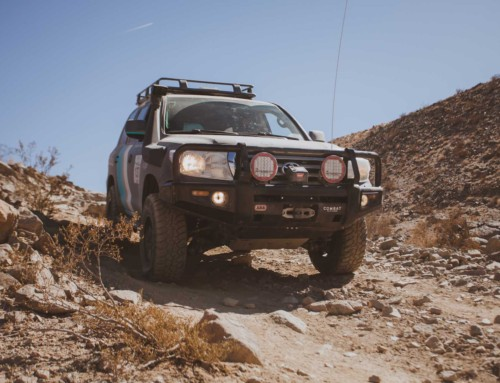 2008 Toyota Land Cruiser 200 Series Build
