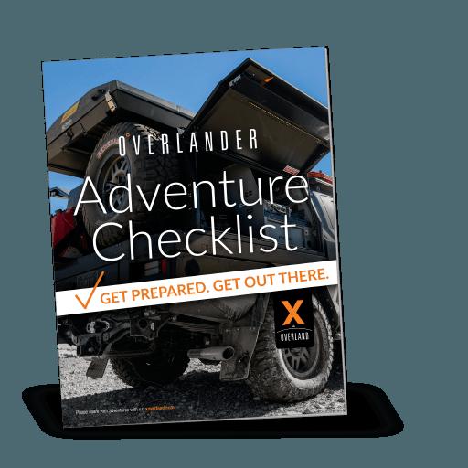 Adventure Checklist PDF