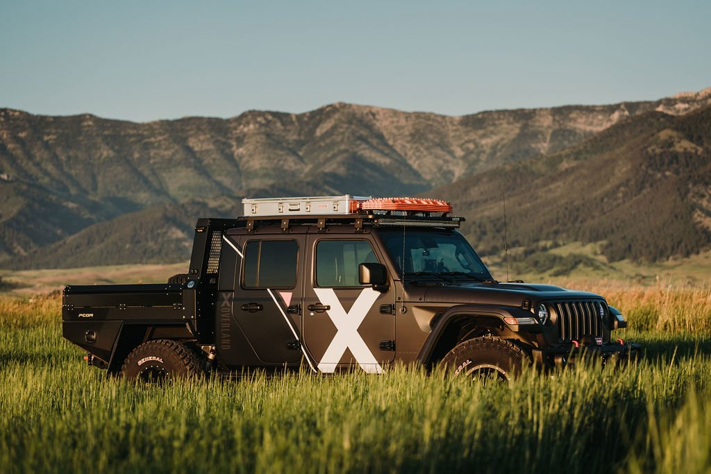2020 Jeep Gladiator Build Expedition Overland