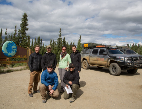 How Did Expedition Overland Start?