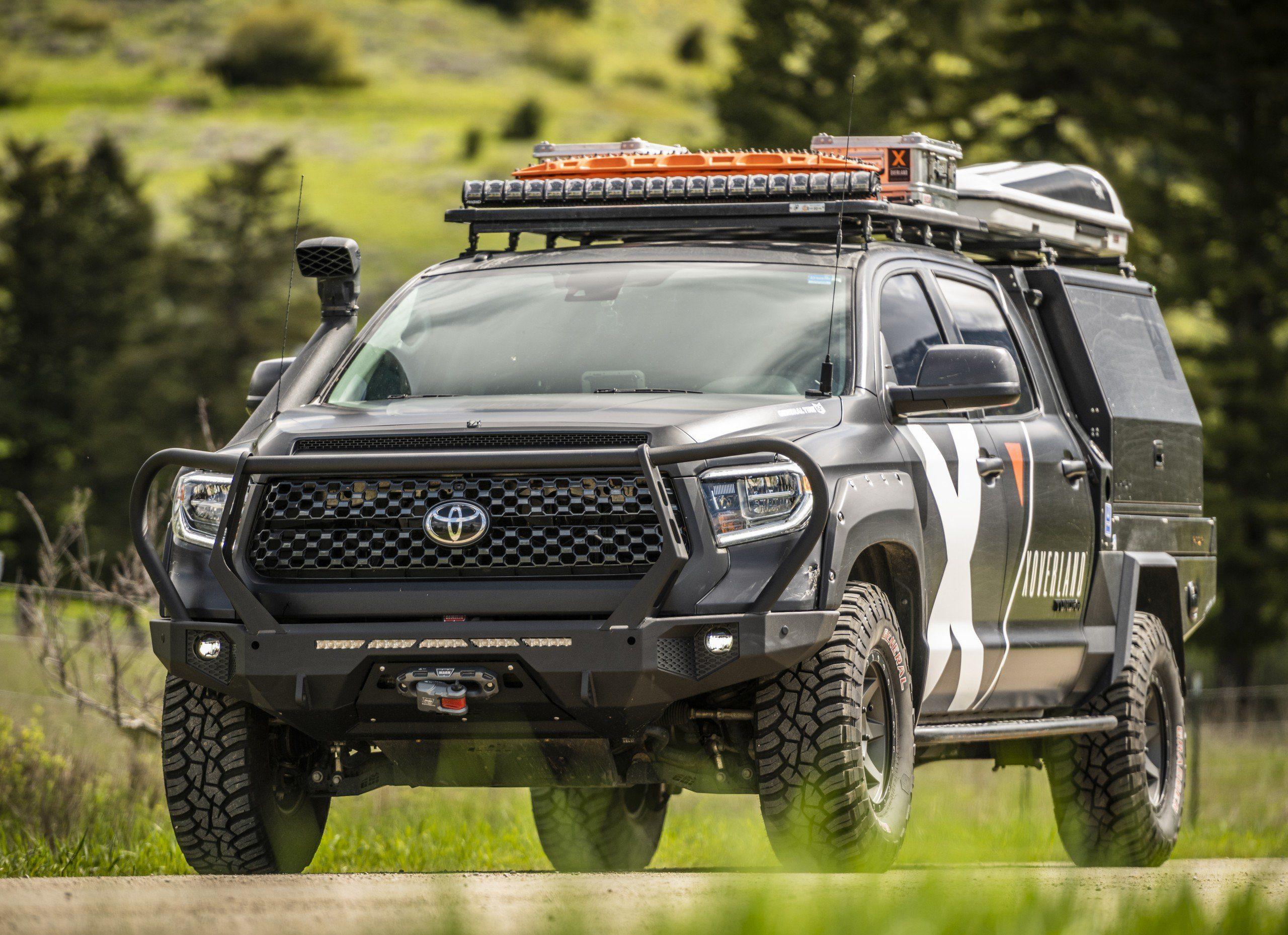 2018 Toyota Tundra Crewmax Expedition Overland