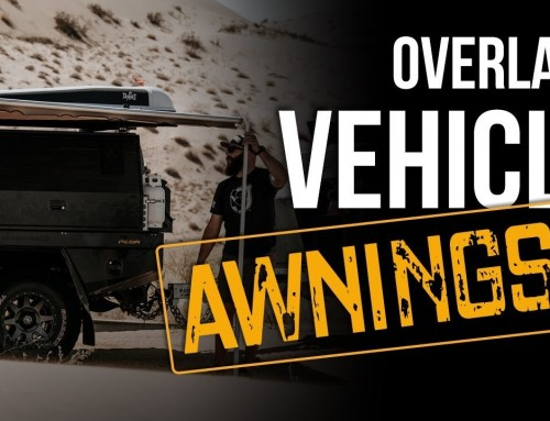 Overland Vehicle Awnings: Proven Gear & Tactics #9