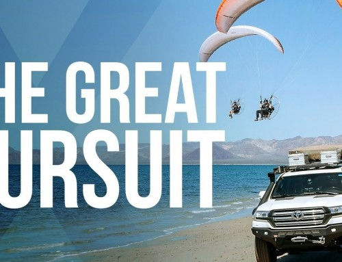 The Great Pursuit: TRAILER – Expedition Overland's newest adventure series