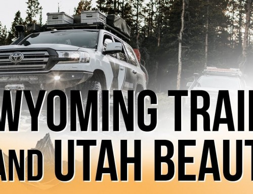 The Great Pursuit EP 7: Wyoming Trails & Utah Beauty