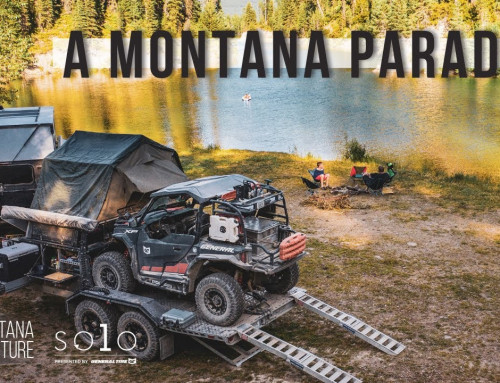 EP1 Croft Solo Series: A Long Time Coming! Exploring Montana w/ The Kids in a Full Size Overland Rig