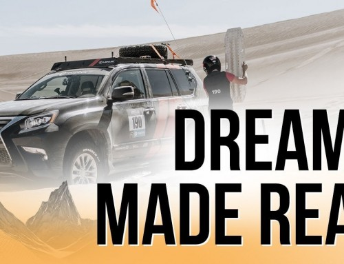 The Great Pursuit EP 8: Dreams Made Real