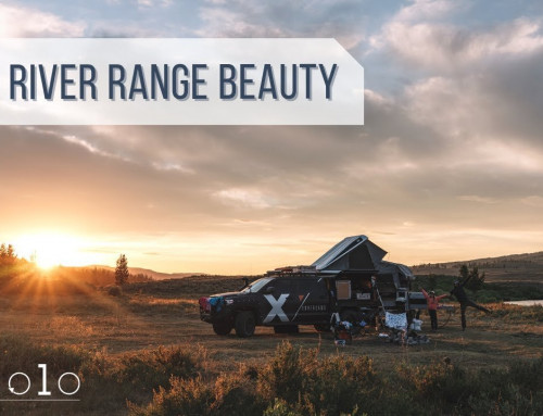 Horseback Riding, Sunsets, & Hiking the Wind River Range! X Overland's Walthall Solo Series EP11