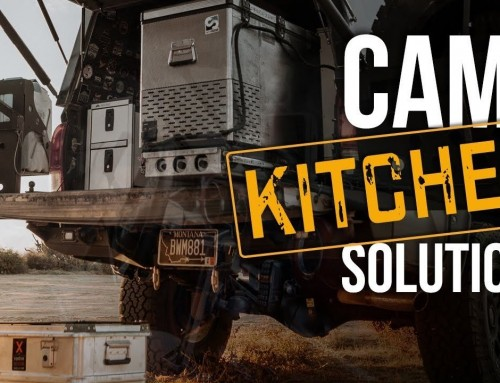 Camping & Kitchen Galley's: X Overland's Proven – Gear & Tactics #10