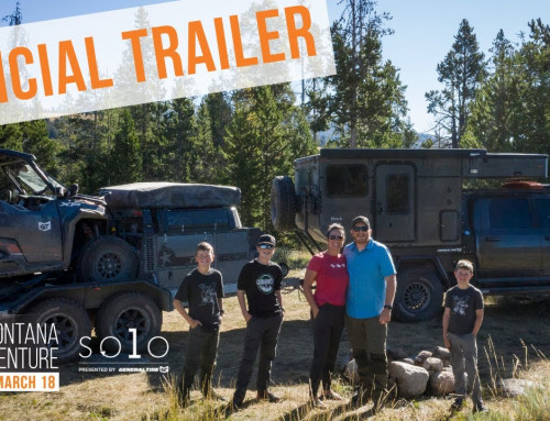 OFFICIAL TEASER! The Croft Family Overlanding Adventure Starts March 18th! X Overland's Solo Series