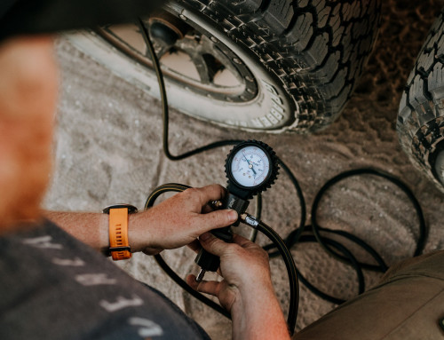 Airing Down: Why We Don't Recommend a Specific Tire Pressure