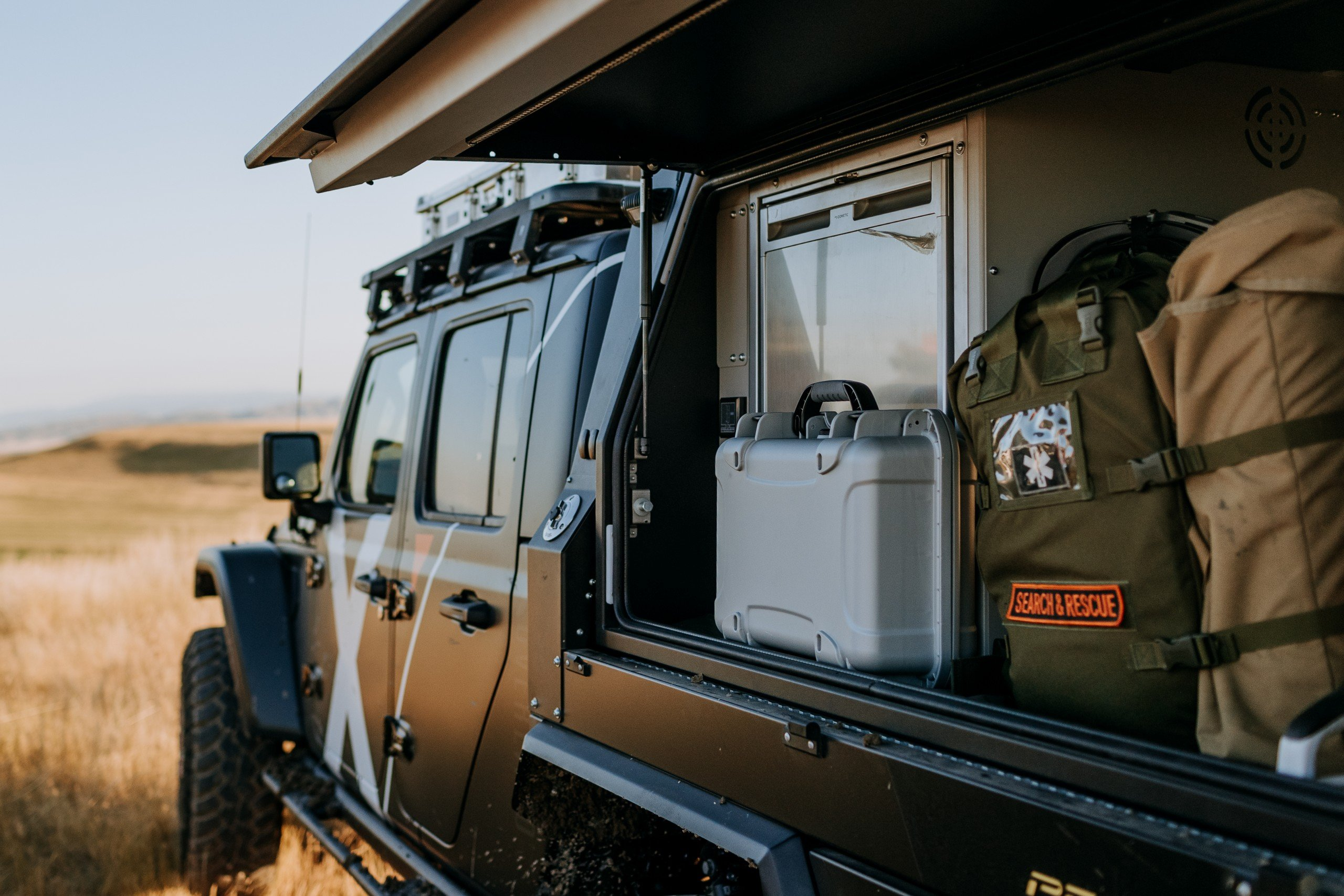 Overlanding Storage Solutions The Big Stuff Expedition Overland